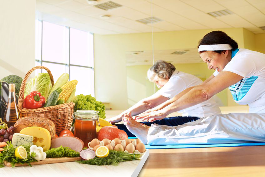 Diet & Exercise for High Blood Pressure